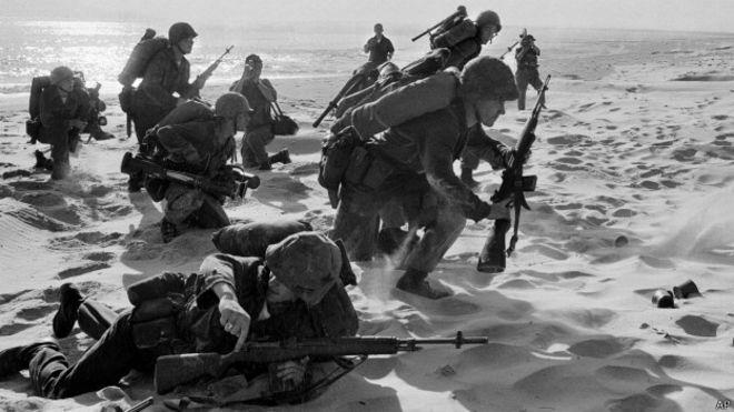 Soldados de EE.UU.