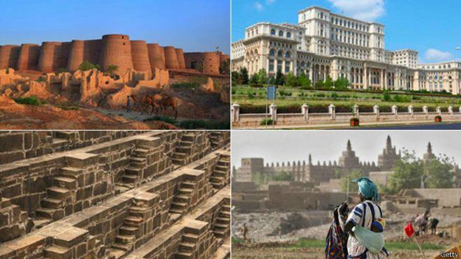 Cuatro de las maravillas arquitectónicas