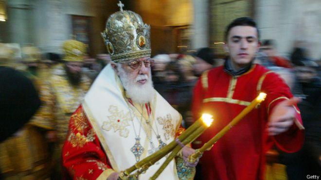 Грузинский патриарх