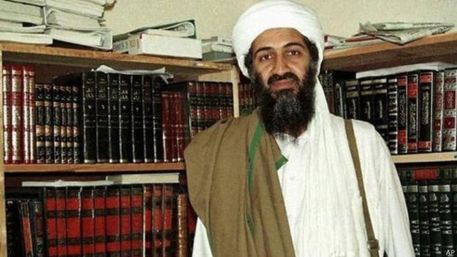 Exlíder de al Qaeda, Osama bin Laden.