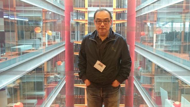 易智言導演:台灣電影須警惕香港前車之鑒