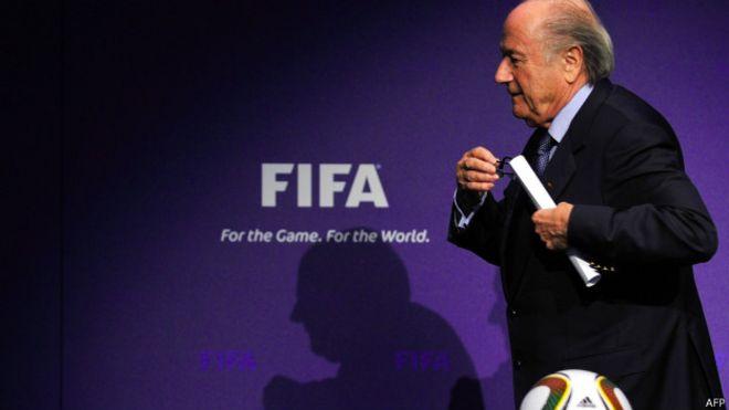 Patrocinadores pressionam Fifa após escândalo de corrupção