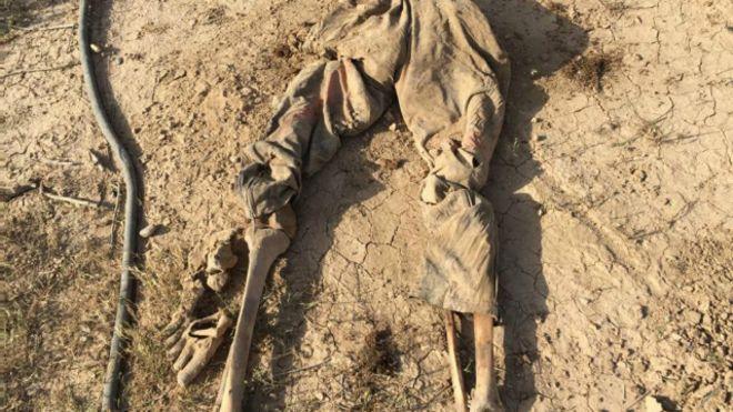 التايمز: 72 مقبرة جماعية في العراق تضم رفاة نحو 15 ألف شخص