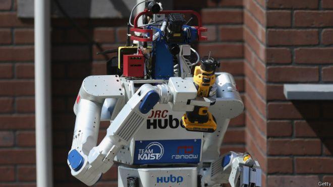 Robot yarışını Güney Koreliler kazandı