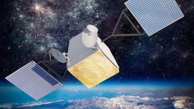 900 قمر صناعي لتقديم إنترنت فضائي