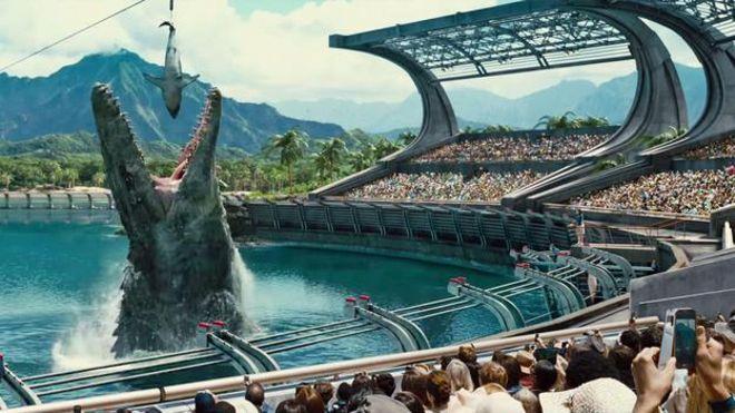 著名恐龙专家吐槽《侏罗纪世界》