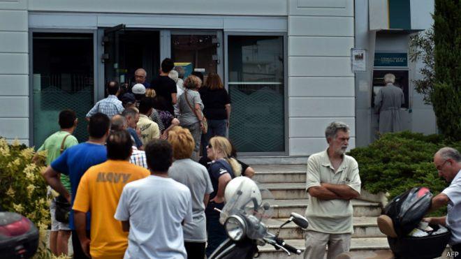 希臘將關閉銀行 實行資本管制