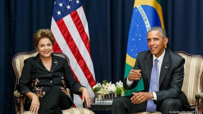 Cinco momentos: os altos e baixos da relação Dilma-Obama