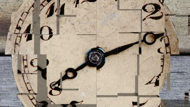 Por que o tempo só anda para a frente?