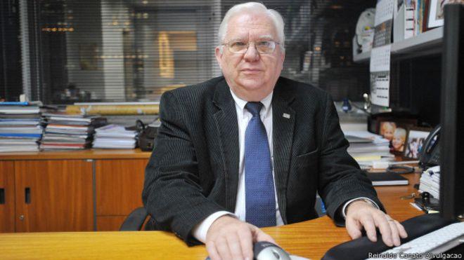 Hartmut Glaser (Reinaldo Canato - Divulgação)
