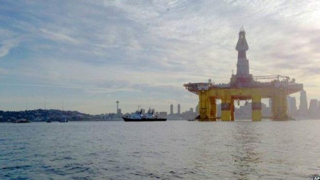 殼牌石油公司將開始在北極鑽探石油