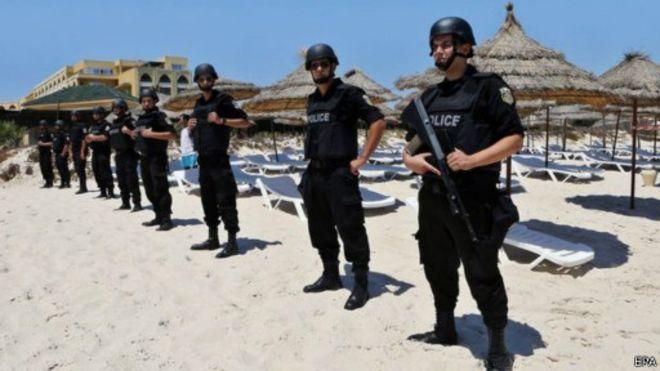 突尼斯宣佈進入全國緊急狀態