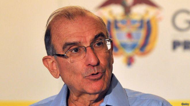 """El proceso de paz de Colombia está en su """"peor momento"""""""