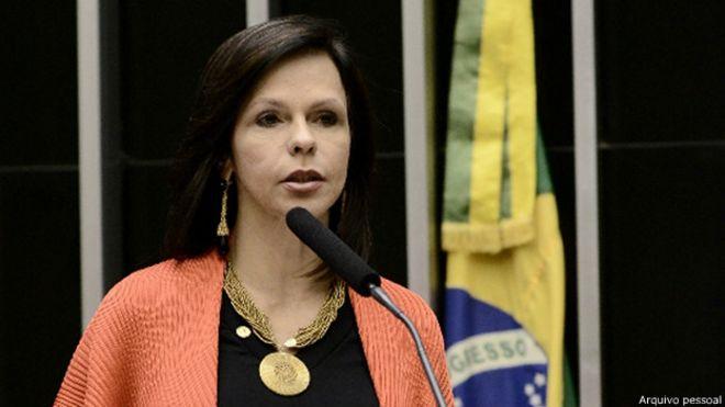 Dorinha Rezende | Foto: Arquivo pessoal