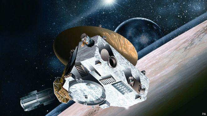 New Horizons | Foto: PA