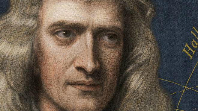 El lado oscuro de Isaac Newton