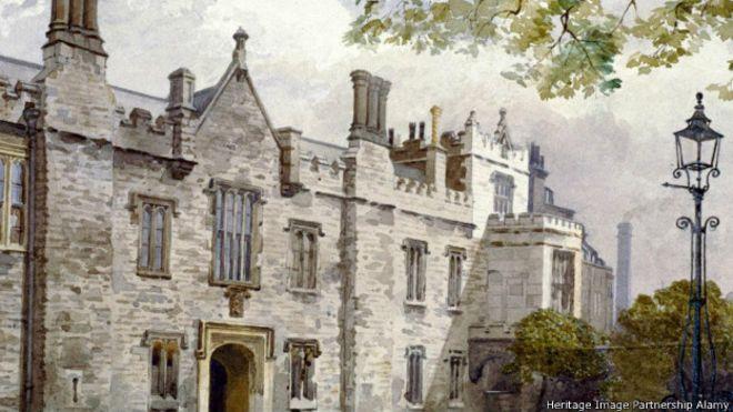 Hospital Sutton en Charterhouse