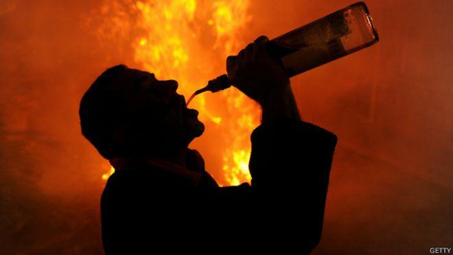 En las Américas se bebe 2,2 litros más por persona que el promedio mundial.