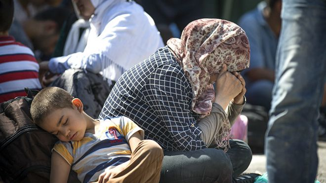 إنقاذ 13 سوريا احتجزوا في منزل في تركيا