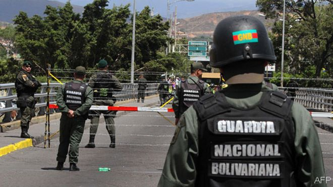 La crisis en la frontera colombo-venezolana y la relación bilateral:  perspectivas y líneas de acción.