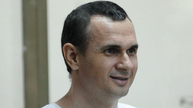 Дегенераты мазепы Сенцов и Кольченко в российском суде
