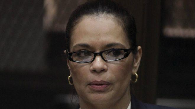 Guatemala: cárcel para la ex vicepresidenta Roxana Baldetti implicada en escándalo de corrupción
