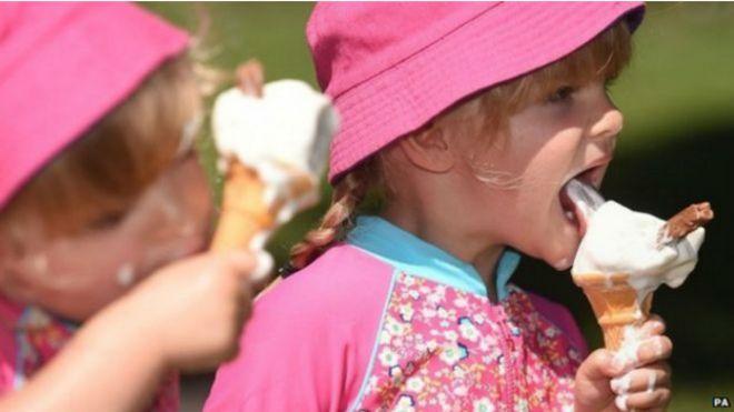 العلماء يكتشفون مادة تحفظ المثلجات