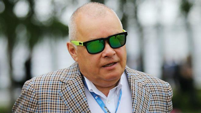 Российский пропагандист Киселев судится с ЕС, чтобы с него сняли санкции - Цензор.НЕТ 7640