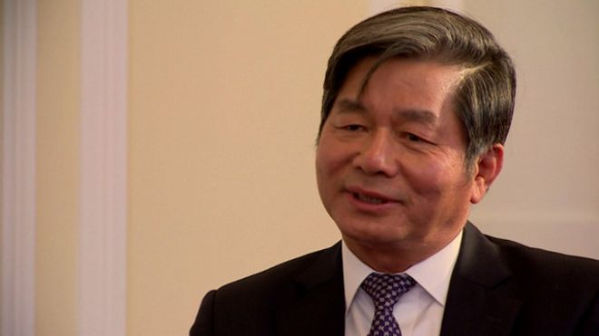 Bộ trưởng Kế hoạch Đầu tư, ông Bùi Quang Vinh