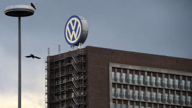 Edificio de Volkswagen