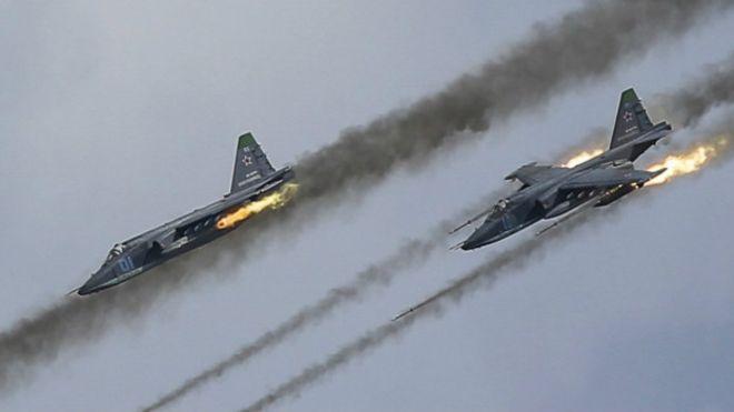 """Штурмовик """"Су-25"""""""