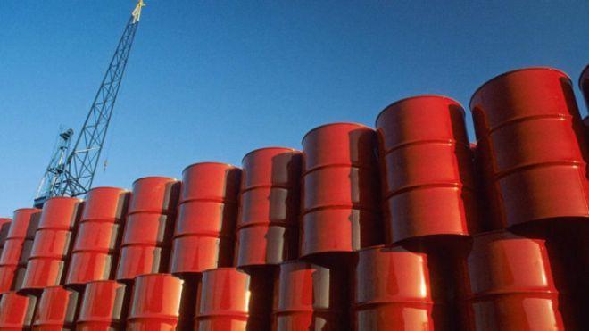 Resultado de imagem para Barril de petróleo fecha em baixa, mas permanece estável