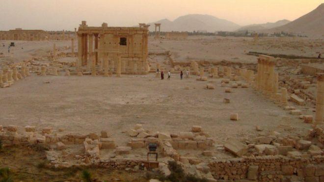 Templo de Baalshamin