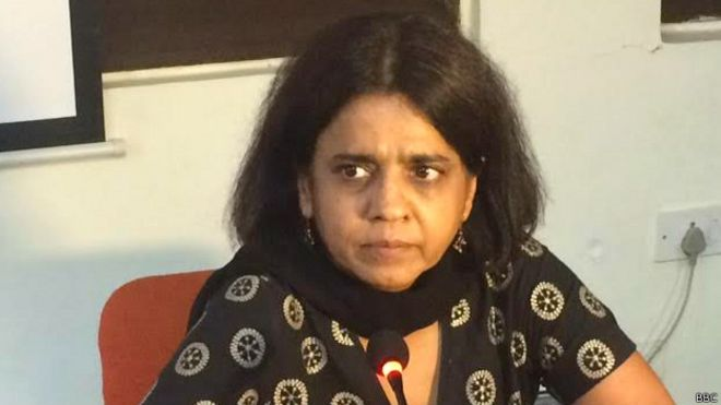 सुनीता नारायण