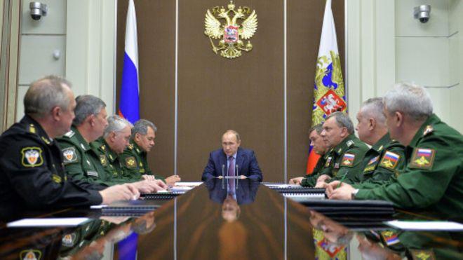 Russie : L'ennemi ne s'appelle pas Assad