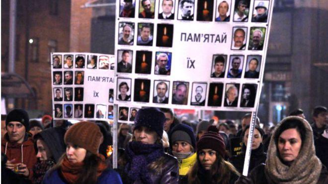В течение 2-3 месяцев мы передадим материалы по Майдану в Международный уголовный суд, - Горбатюк - Цензор.НЕТ 1855