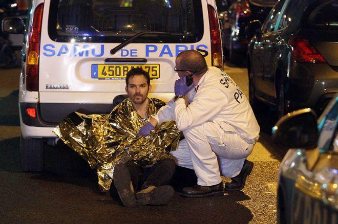 Sobreviviente en París