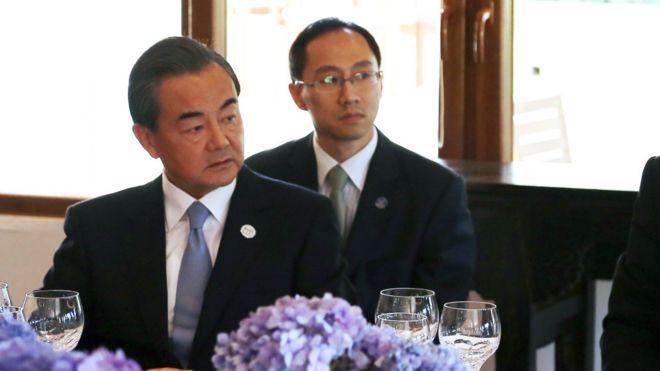 中國外長在G20呼籲組織「反恐統一戰線」