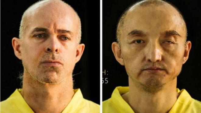 《达比克》杂志曾在今年9月份登出两名人质的照片