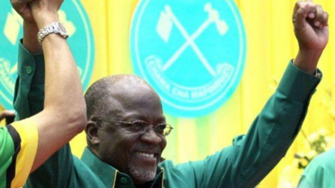 坦桑尼亞地方官把上班遲到官員關進監獄