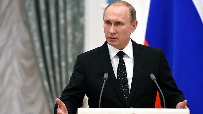 سخنگوی کاخ کرملین ارسال نامه به رهبران ایران از سوی ولادیمیر پوتین را تایید کرد