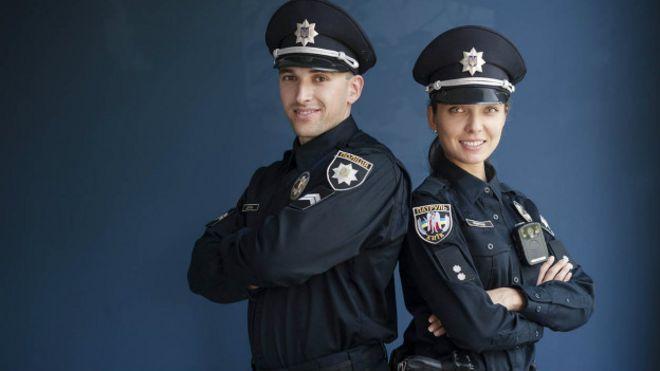 Киевская патрульная полиция