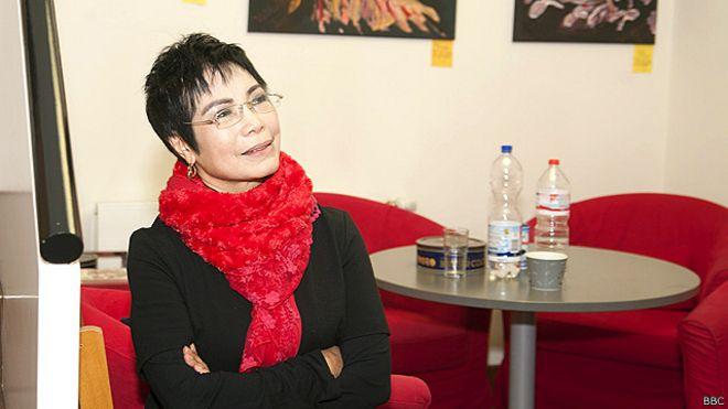 Nhà văn Võ Thị Hảo