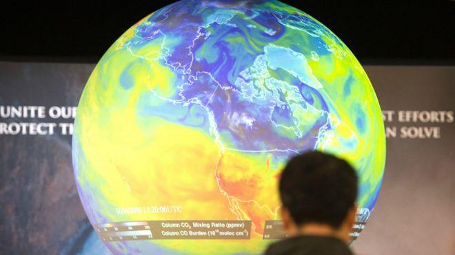 Cumbre Cambio Climatico