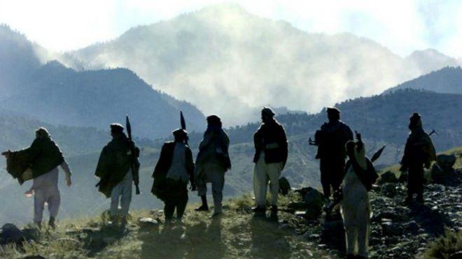Fuerzas del Talibán en Afganistán