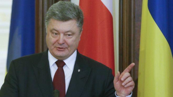 Порошенко отказался общаться с российскими журналистами в Давосе - СМИ