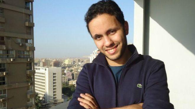 مصري يحول النفايات الاولى نوعها