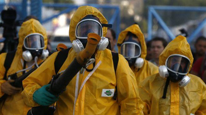 فيروس زيكا ايبولا يصيب الآلاف