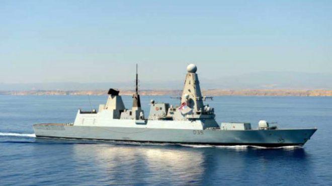 皇家海軍驅逐艦