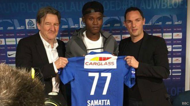 Samatta